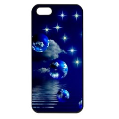 Sky Apple Iphone 5 Seamless Case (black) by Siebenhuehner
