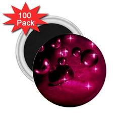 Sweet Dreams  2 25  Button Magnet (100 Pack) by Siebenhuehner