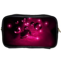 Sweet Dreams  Travel Toiletry Bag (two Sides) by Siebenhuehner