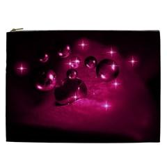 Sweet Dreams  Cosmetic Bag (xxl) by Siebenhuehner
