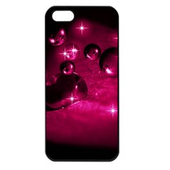 Sweet Dreams  Apple Iphone 5 Seamless Case (black) by Siebenhuehner