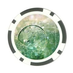 Dreamland Poker Chip (10 Pack) by Siebenhuehner