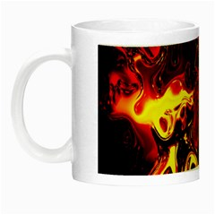 Fire Glow In The Dark Mug by Siebenhuehner
