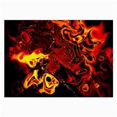 Fire Glasses Cloth (large) by Siebenhuehner