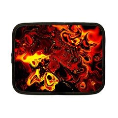 Fire Netbook Case (small) by Siebenhuehner