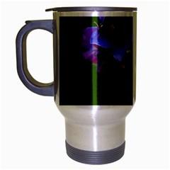 Good Luck Travel Mug (silver Gray) by Siebenhuehner