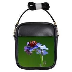 Good Luck Girl s Sling Bag by Siebenhuehner