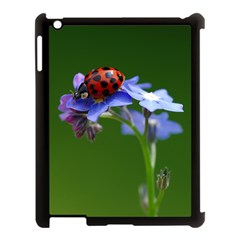 Good Luck Apple Ipad 3/4 Case (black) by Siebenhuehner
