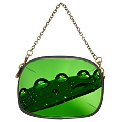 Waterdrops Chain Purse (two Sided)  by Siebenhuehner