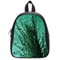Waterdrops School Bag (small) by Siebenhuehner