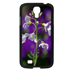 Cuckoo Flower Samsung Galaxy S4 I9500/ I9505 Case (black) by Siebenhuehner