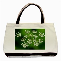 Queen Anne s Lace Classic Tote Bag by Siebenhuehner