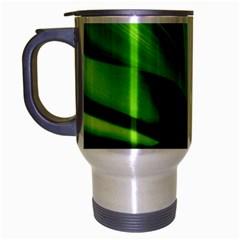Yucca Palm  Travel Mug (silver Gray) by Siebenhuehner
