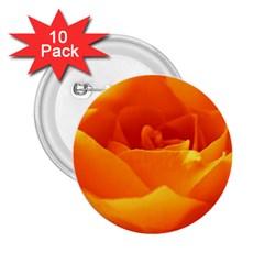Rose 2 25  Button (10 Pack) by Siebenhuehner