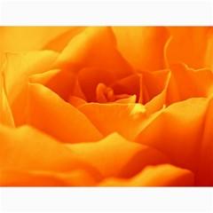 Rose Canvas 12  X 16  (unframed) by Siebenhuehner