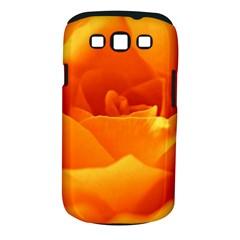 Rose Samsung Galaxy S Iii Classic Hardshell Case (pc+silicone) by Siebenhuehner