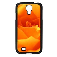 Rose Samsung Galaxy S4 I9500/ I9505 Case (black) by Siebenhuehner
