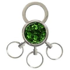 Magic Balls 3 Ring Key Chain by Siebenhuehner