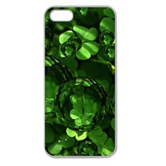 Magic Balls Apple Seamless Iphone 5 Case (clear) by Siebenhuehner