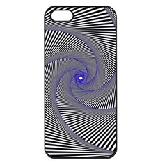 Hypnotisiert Apple Iphone 5 Seamless Case (black) by Siebenhuehner