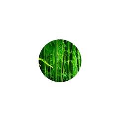 Bamboo 1  Mini Button by Siebenhuehner