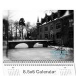 birthday_calendar3 - Wall Calendar 8.5  x 6