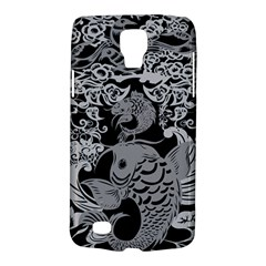 Form Of Auspiciousness Samsung Galaxy S4 Active (i9295) Hardshell Case by doodlelabel