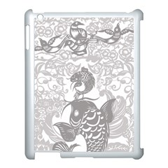 Form Of Auspiciousness Apple Ipad 3/4 Case (white)