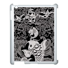Form Of Auspiciousness Apple Ipad 3/4 Case (white) by doodlelabel