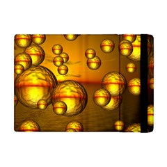 Sunset Bubbles Apple Ipad Mini Flip Case by Siebenhuehner