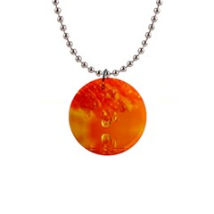 Waterdrops Button Necklace by Siebenhuehner
