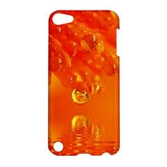 Waterdrops Apple Ipod Touch 5 Hardshell Case by Siebenhuehner