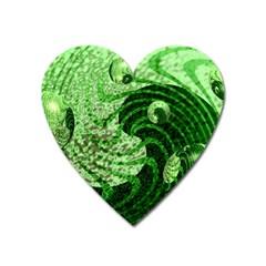 Magic Balls Magnet (heart) by Siebenhuehner