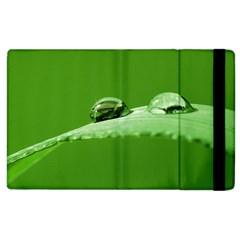 Waterdrops Apple Ipad 3/4 Flip Case by Siebenhuehner