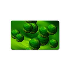 Magic Balls Magnet (name Card) by Siebenhuehner