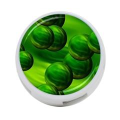 Magic Balls 4 Port Usb Hub (one Side) by Siebenhuehner