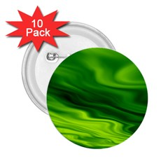 Green 2 25  Button (10 Pack) by Siebenhuehner