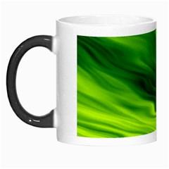 Green Morph Mug by Siebenhuehner
