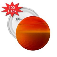 Sunset 2 25  Button (100 Pack) by Siebenhuehner