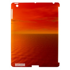 Sunset Apple Ipad 3/4 Hardshell Case (compatible With Smart Cover) by Siebenhuehner