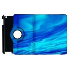 Blue Apple Ipad 3/4 Flip 360 Case by Siebenhuehner