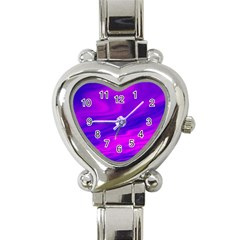 Design Heart Italian Charm Watch  by Siebenhuehner