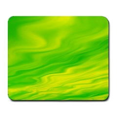 Green Large Mouse Pad (rectangle) by Siebenhuehner
