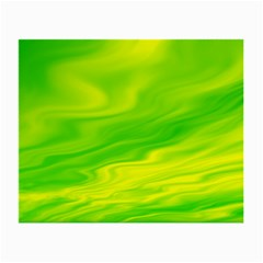 Green Glasses Cloth (small) by Siebenhuehner