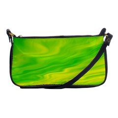 Green Evening Bag by Siebenhuehner
