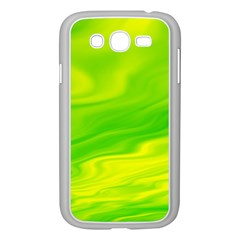 Green Samsung Galaxy Grand Duos I9082 Case (white) by Siebenhuehner