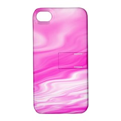 Background Apple iPhone 4/4S Hardshell Case with Stand by Siebenhuehner