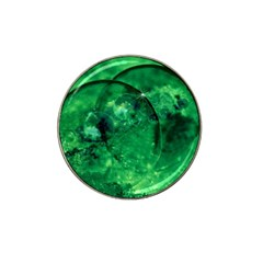 Green Bubbles Golf Ball Marker (for Hat Clip) by Siebenhuehner