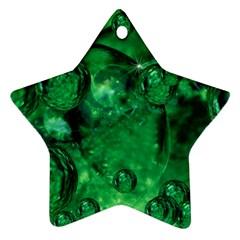 Illusion Star Ornament by Siebenhuehner