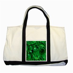 Illusion Two Toned Tote Bag by Siebenhuehner